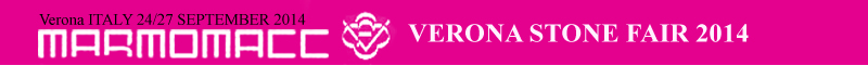 Verona stone Fair 2014