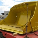 Rock bucket for Caterpillar R2900G LHD manufactured and shipped recently to a mining company in West Africa.