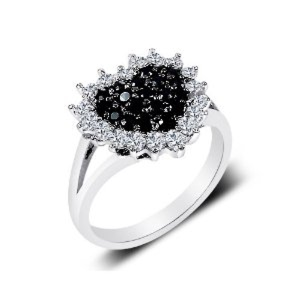 Heart Silver Ring, silver ring, heart ring, jewerly, silver, حلقه نقره, حلقه, جواهر, جواهرآلات,جواهر نقره, نقره جان